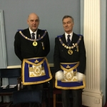 Rathcreedan Lodge 8690 Installation meeting & 40th Birthday Celebration