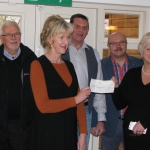 The Katharine House Hospice Receives A Donation From The Grand Charity